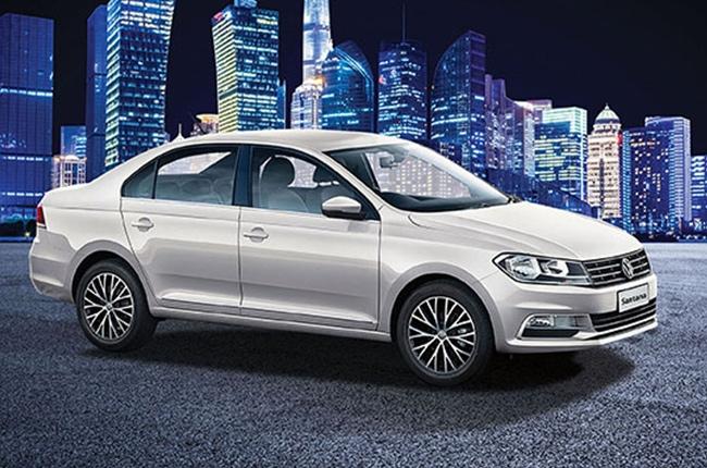 Volkswagen Santana GTS