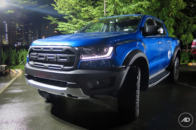 Ford Ph Debuts The Ranger Raptor With A Pretty Price Tag Autodeal