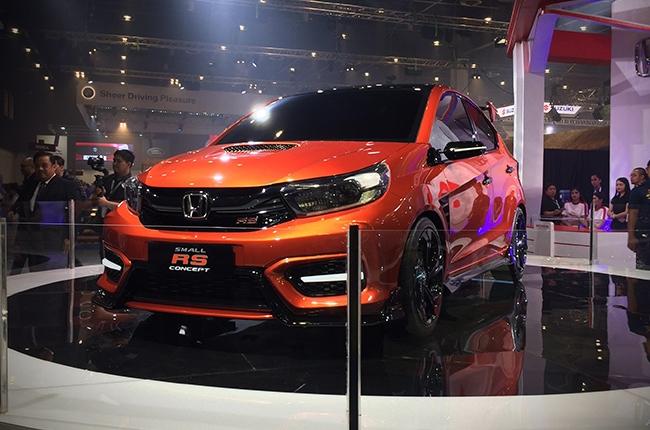 Honda Small RS Concept PIMS 2018