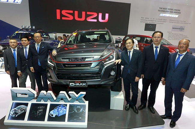 PIMS 2018: Isuzu showcases the latest in diesel mobility | Autodeal