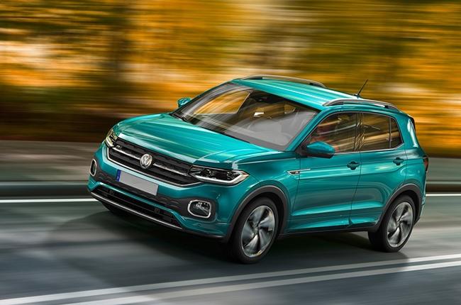 Volkswagen T-Cross performance
