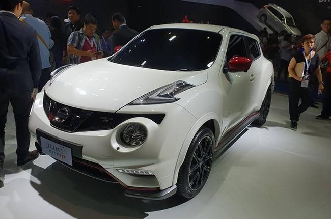 Nissan Juke Nismo PIMS 2018 autodeal