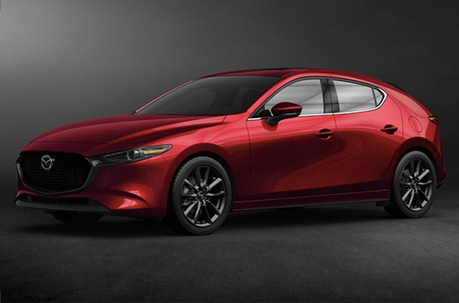 all-new 2019 Mazda3 World Debut