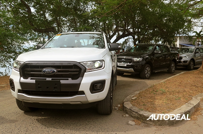 2019 Ford Ranger Raptor in Zambales Lahar Fields