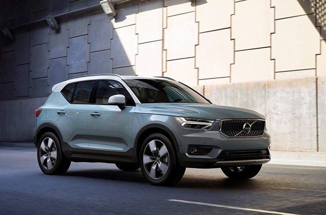 Volvo Xc40 Wins Japan Car Of The Year 2018 2019 Autodeal
