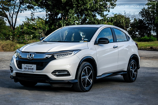 2019 Honda Hr V Review Autodeal Philippines