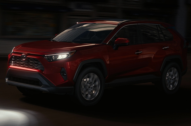 2019 Toyota RAV4 debuts in Singapore