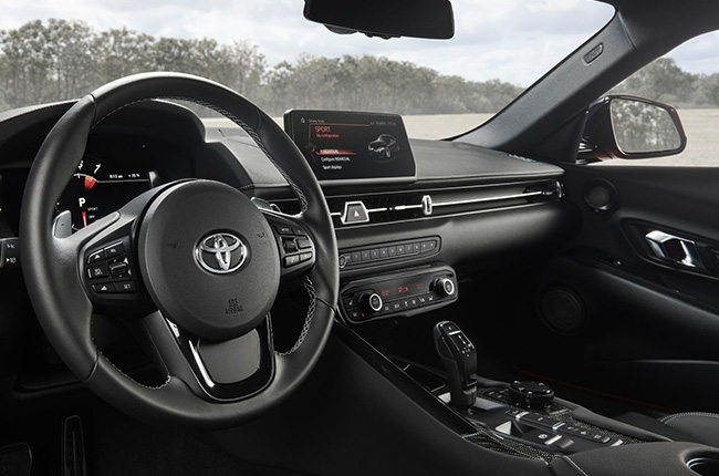 2020 Toyota Supra Launched With 335 Hp Ends 17 Year
