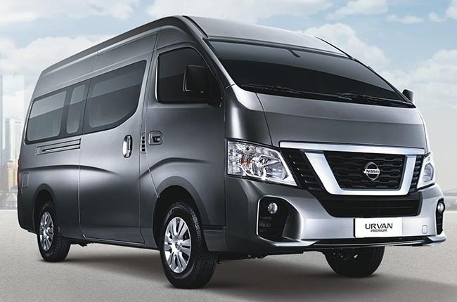 Nissan NV350 Urvan Premium Front