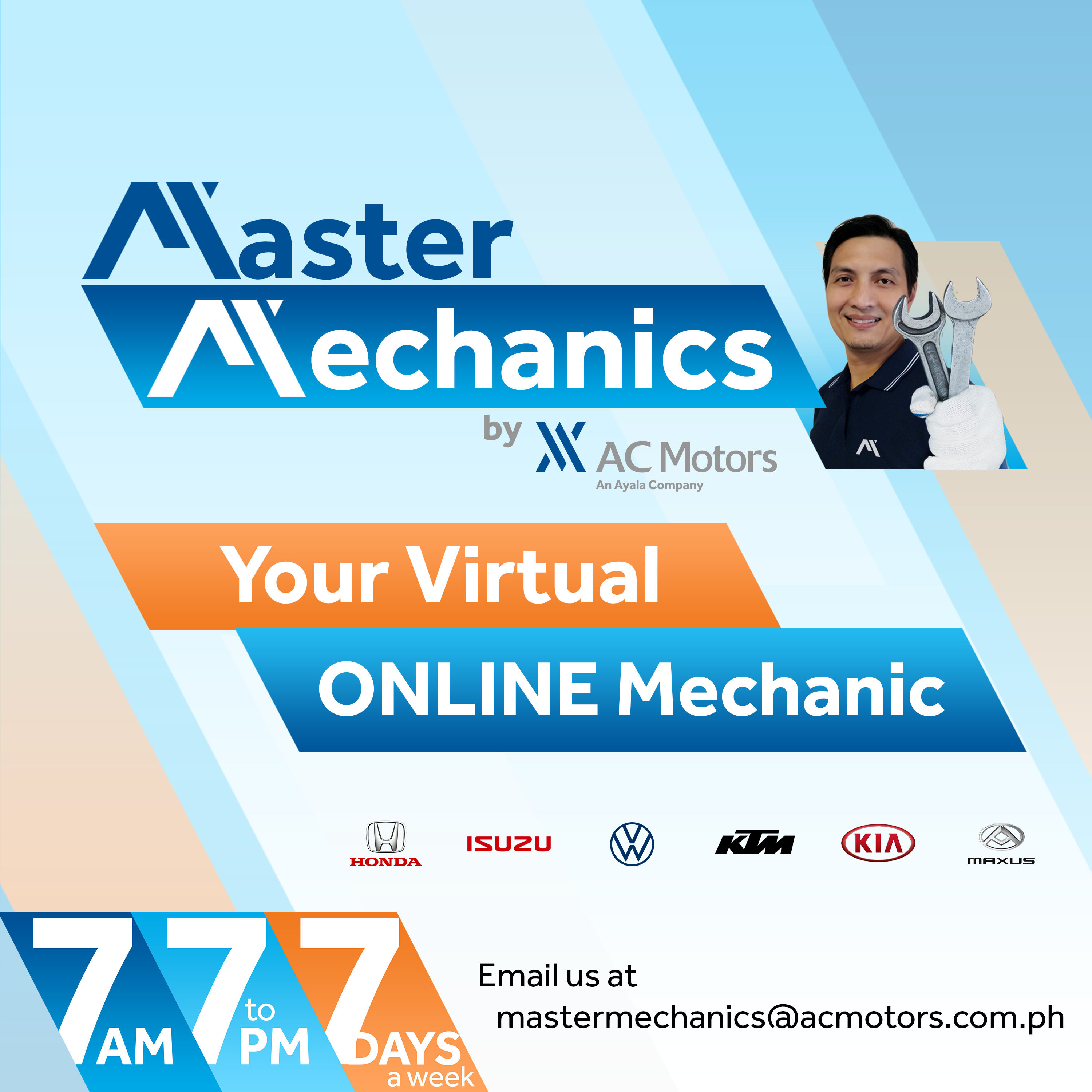 AC Motors, Virtual online mechanics program