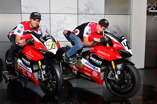 Access Plus Racing Ducati Philippines Essenza Motorcycle Riders