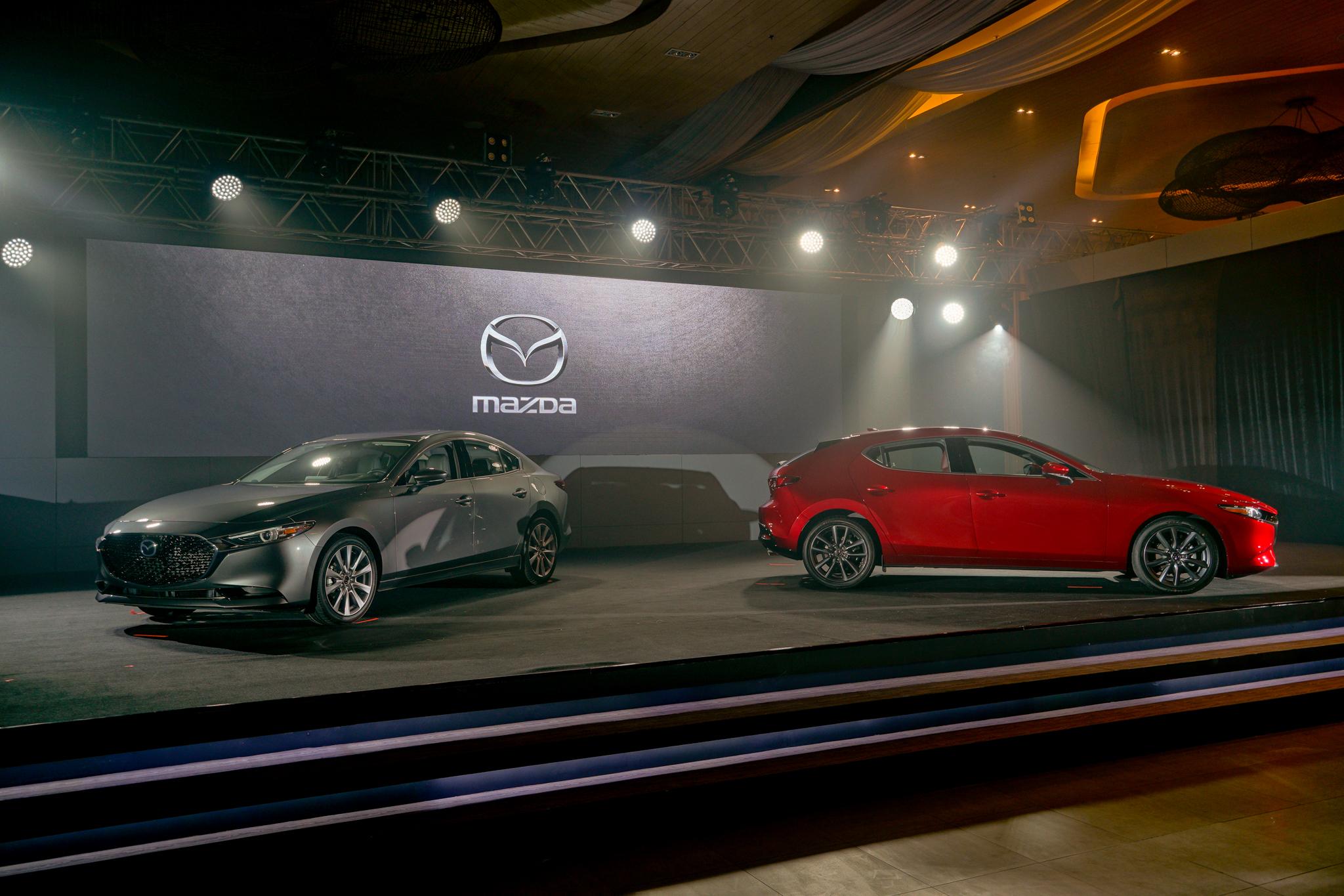 All-New Mazda 3 2019