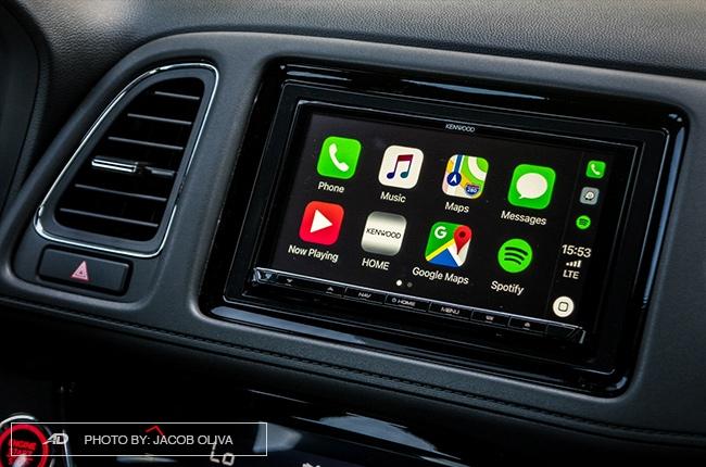 Apple Car Play HRV
