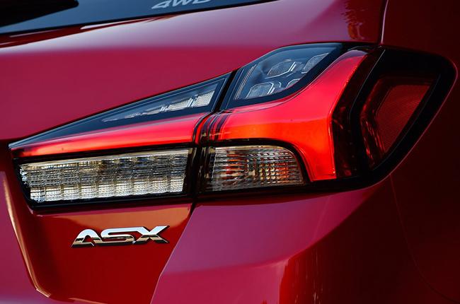 ASX Taillight