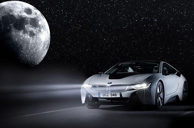 BMW Lunar Paint