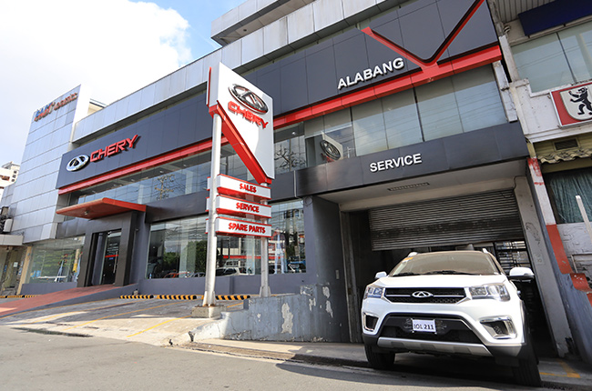Chery Auto Philippines Alabang dealership