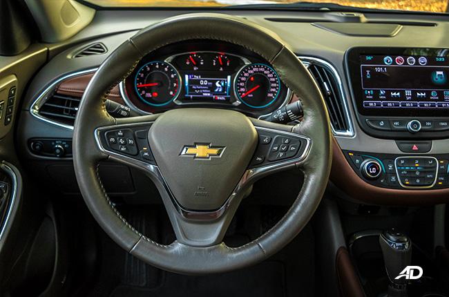 Chevrolet Malibu Philippines