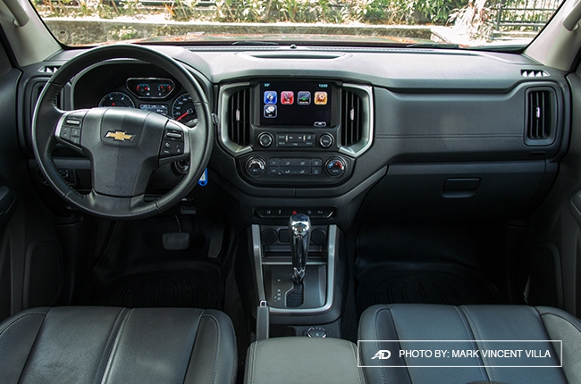 The Midsize SUV Interior Comparison