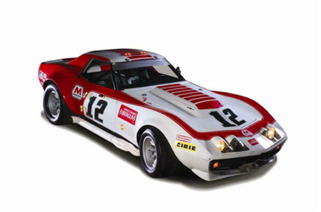 Corvette L-88 Owens/Corning Race Car