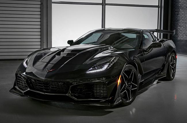 Corvette ZR1 First Retail