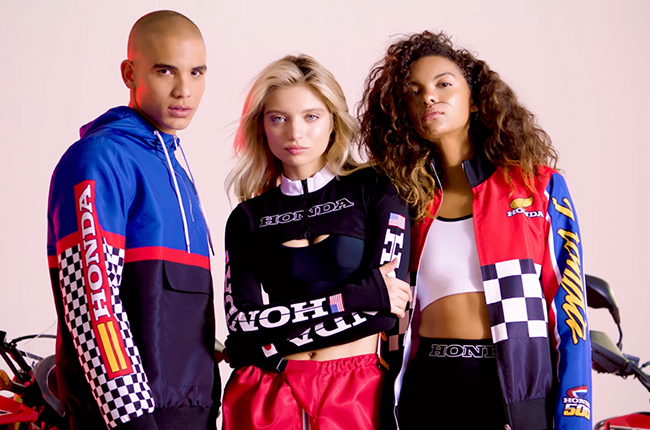 F21xHonda collection