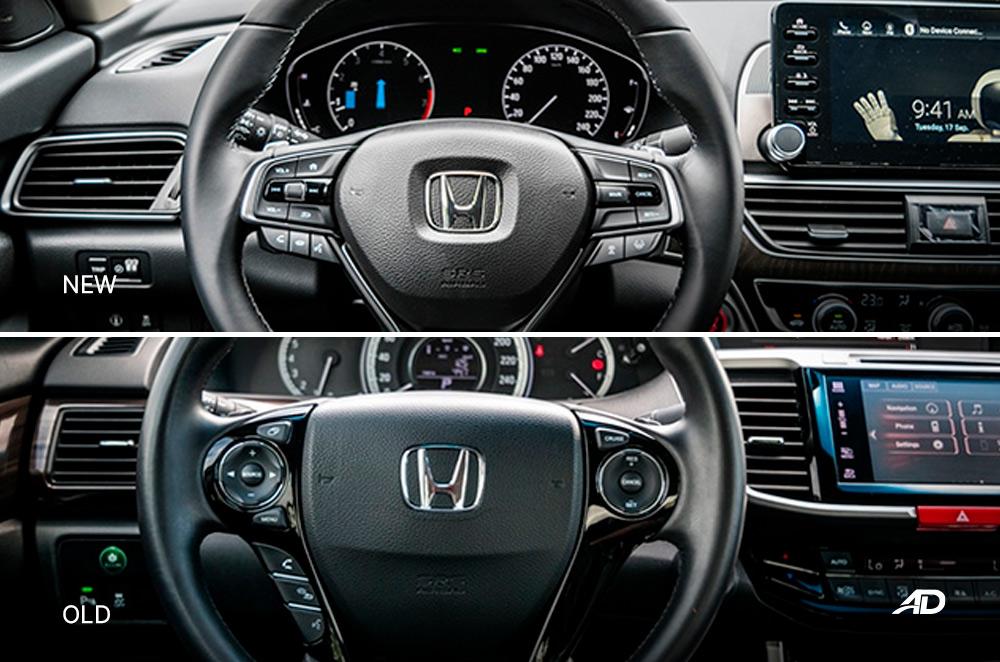 Face-Off: Old vs 2020 Honda Accord