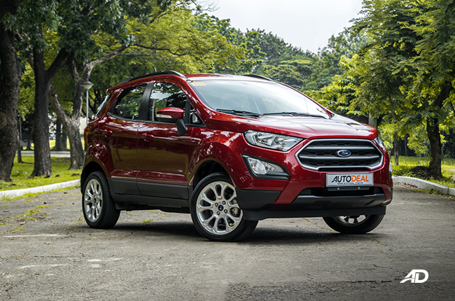 ford ecosport philippines