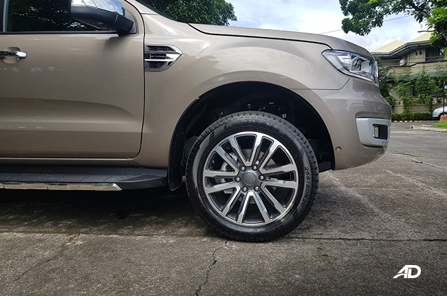 Ford Everest First Drive