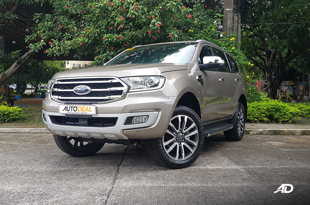 Ford Everest – Which Variant?
