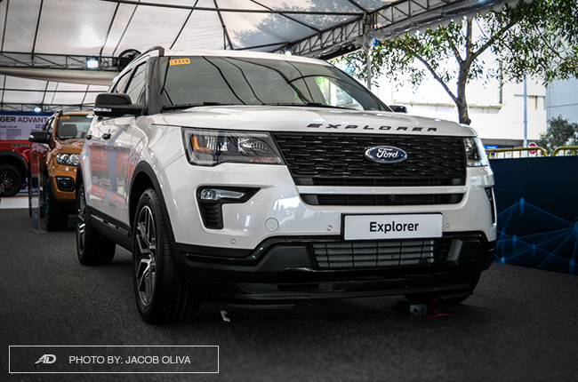 ford explorer philippines