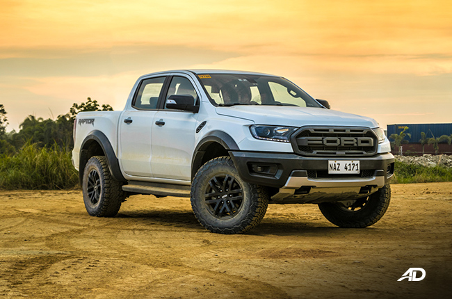 ford ranger raptor beauty