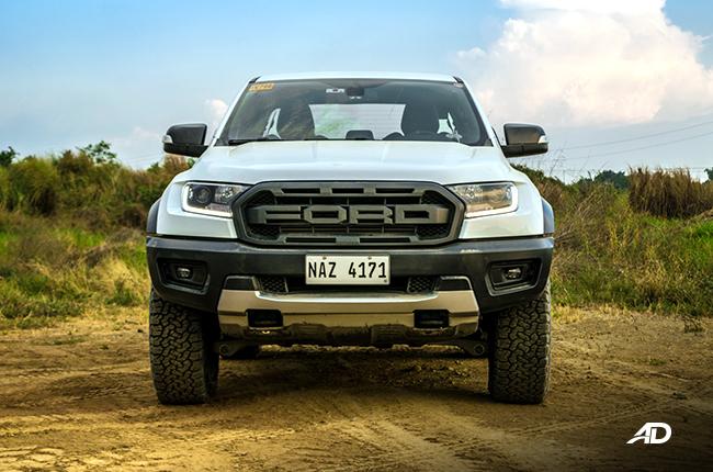 Ford Ranger Raptor Capability