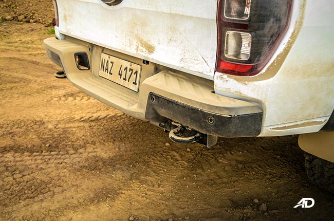 Ford Ranger Raptor exterior road test