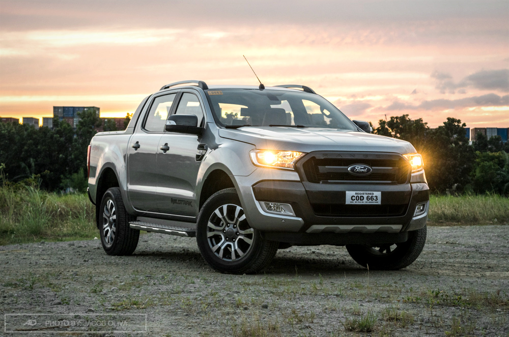 ford ranger wildtrak philippines