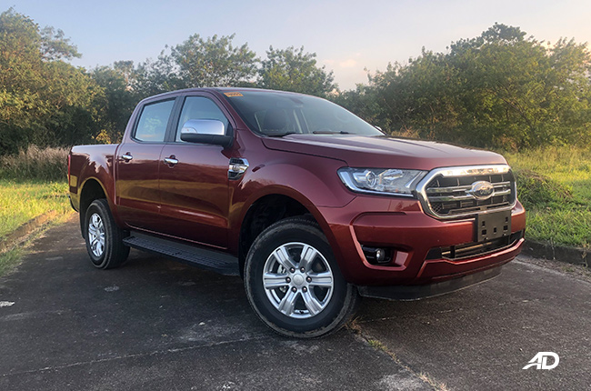Ford Ranger XLT AT