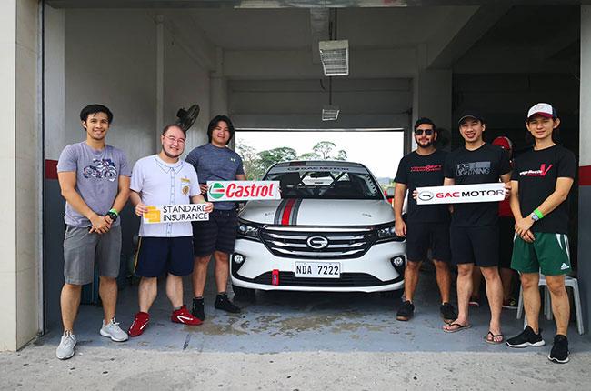 GAC Race Team