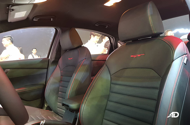 GT Seats