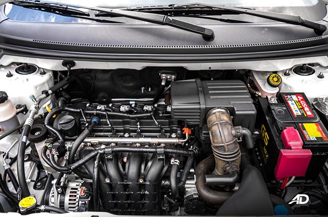 Haima M3 1.5L Engine