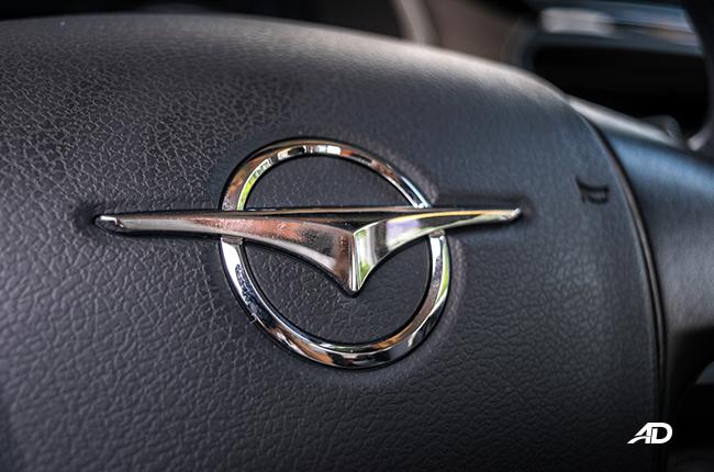 Haima M3 Badge Steering Wheel