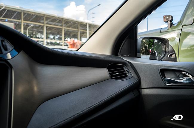 Haima M3 Passenger Dashboard