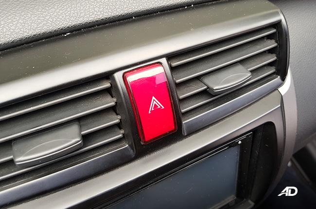 Hazard Lights Honda City