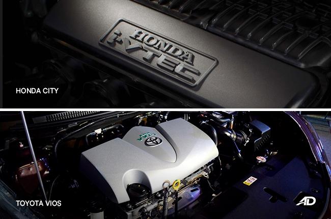 Head-to-Head: Toyota Vios vs. Honda City