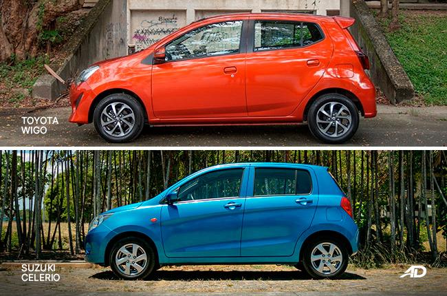Head-to-Head: Toyota Wigo vs. Suzuki Celerio