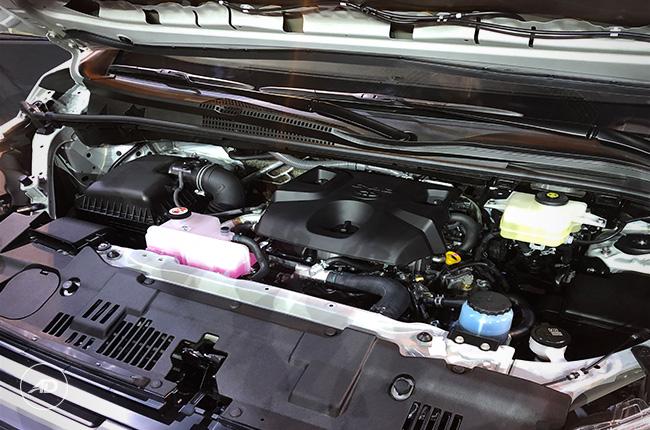 hiace engine