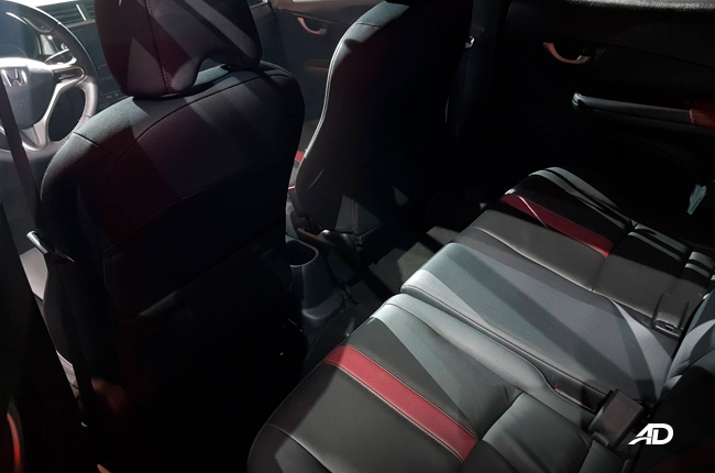 Honda BR-V Leather Interior