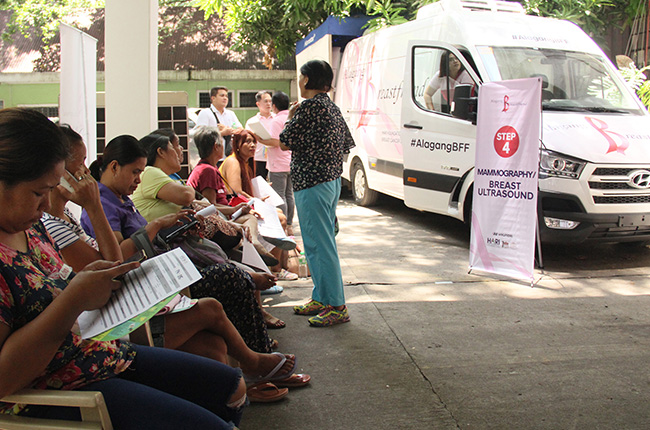 Hyundai Breastfriend Mobile Clinic