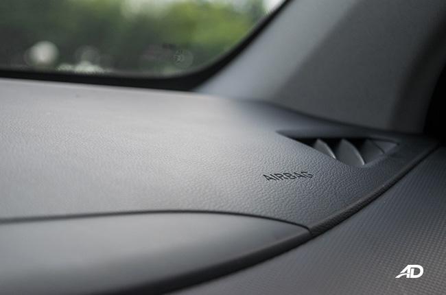 Hyundai Kona airbag