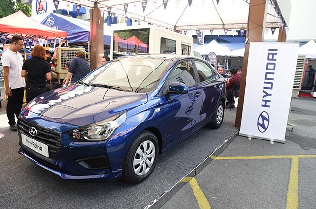 Hyundai LTO Motorshow