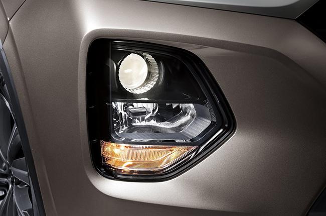 Hyundai Santa Fe Mid Level Halogen Projectors