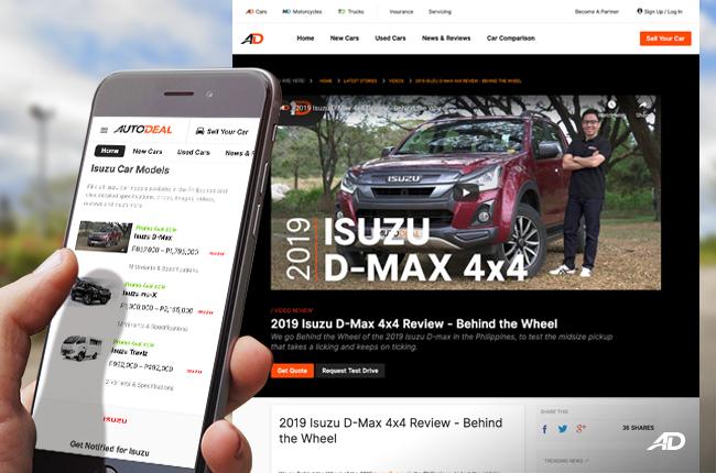 Isuzu Reviews AutoDeal